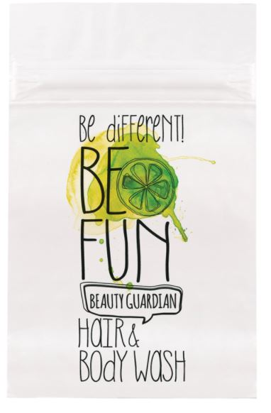 Be Different Body & hair wash 20ml