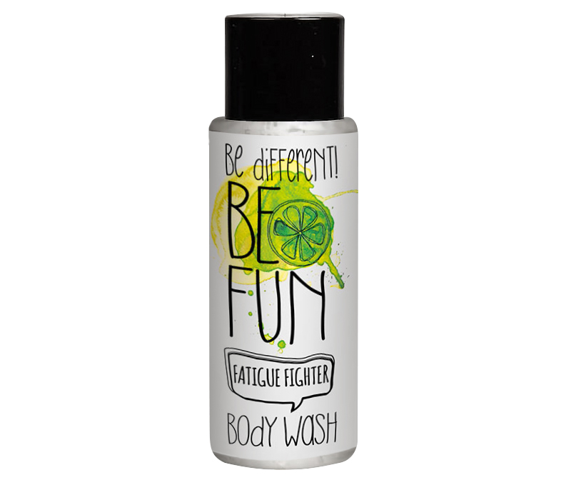 Be Different Body Wash 30 ml