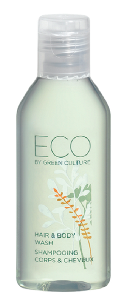 Eco By Green Culture Shampoo Hair + Body 30ml