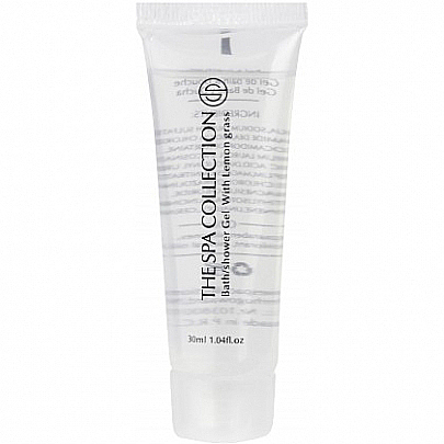 The Spa Collection Bath/Shower Gel tube 30 ml
