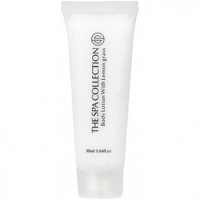 The Spa Collection Body Lotion tube 30 ml