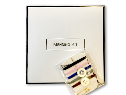 Accessoires White & Black Sewing Kit Basic