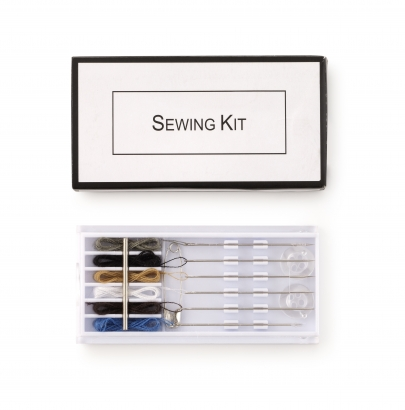 Accessoires White & Black Sewing Kit Luxe