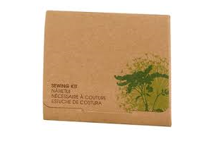 Accessoires Green Sewing kit