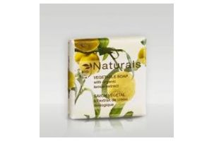 Naturals Soap with biological lemon extract 15g