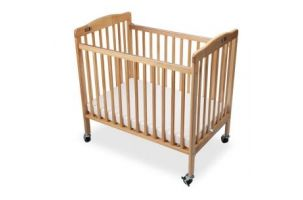 Babybed hout