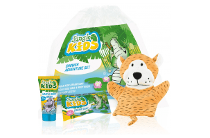 Jungle Kids Shower Adventure Set