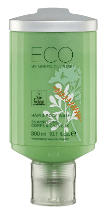 Eco By Green Culture Shampoo Hair + Body 300ml